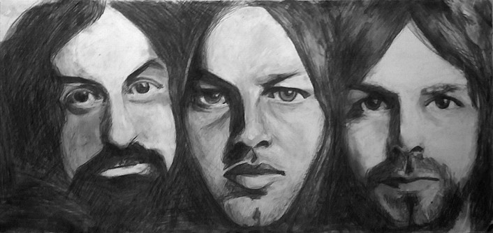 Pink Floyd by johnboulter